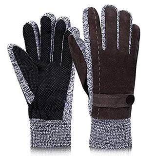 新补货、中亚Prime会员 : KANSOON凯速 针织手套 两只装
