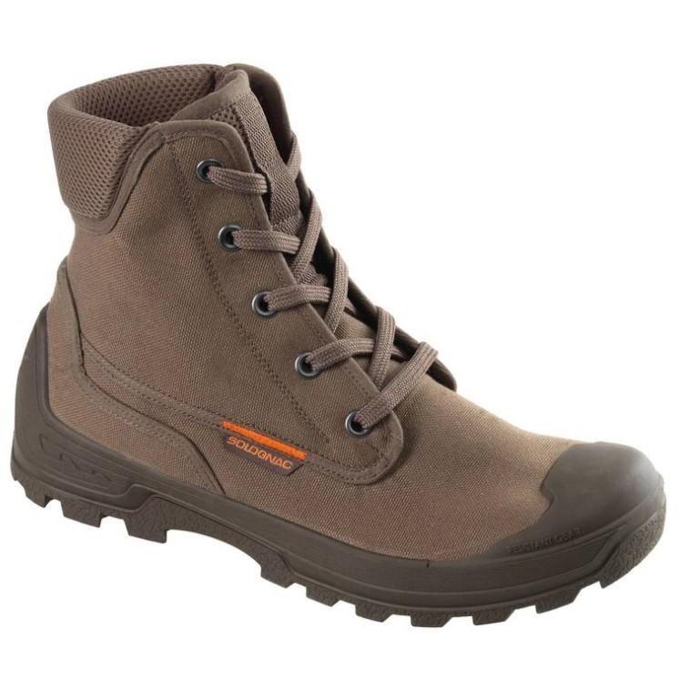 DECATHLON 迪卡侬 SG100 BREATH 中性登山鞋  8493995 褐色 36