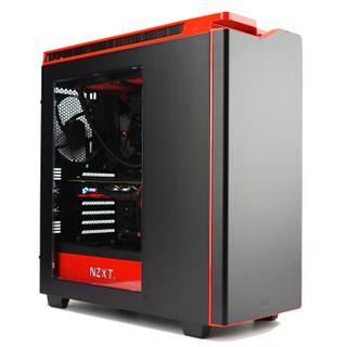 星灵 海伯利昂A80 台式电脑主机 (i7-7700K、GTX1080、固态硬盘 256GB、黑色)
