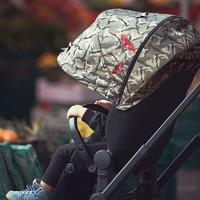 Cybex 赛百适 PRIAMBUT 可折叠高景观婴儿四轮推车