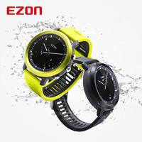 宜准EZON户外男士防水简约智能电子运动表心率时尚跑步健身手表S6