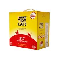 TidyCats 泰迪 宠物猫砂 膨润土砂 持续吸附型 12.3kg *2件