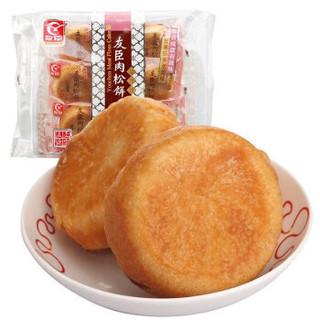 友臣 肉松饼 208g *3件