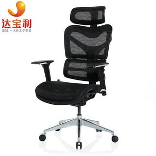 达宝利 网布电脑椅 D1智享版