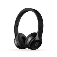 Beats Beats Solo3 Wireless 耳机 (头戴式、炫黑色 金色 玫瑰金色 炫白色)