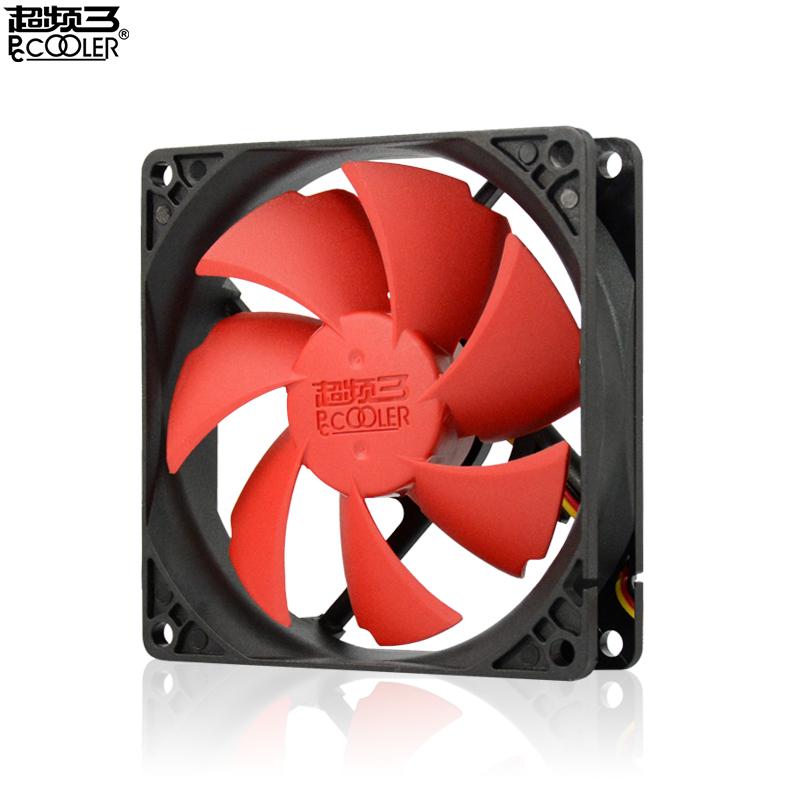 PCCOOLER 超频三 疾风 F95 电脑机箱散热风扇
