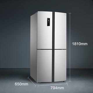 Ronshen 容声 BCD-426WD12FP 十字对开冰箱 426L