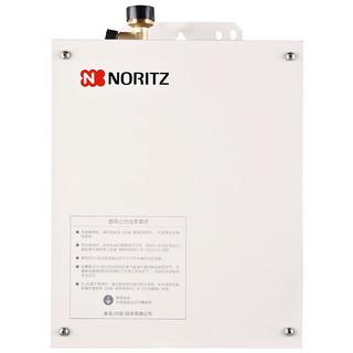 NORITZ 能率 NORITZ/能率GQ-QU-S-1零冷水燃气热水器搭档恒温天然气家用强排式