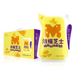 天润(TERUN) 新疆天润浓缩低温酸奶芝士酸奶180g*12袋
