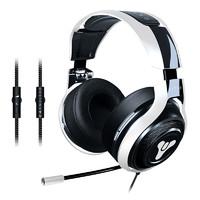RAZER 雷蛇 战神竞技版 耳机 (动铁、头戴式、1KHz 时32 Ω、白色)