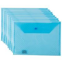 GuangBo 广博 A6320KA A4加厚透明文件袋 20只装