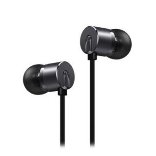 一加银耳2T Type-C耳机 曜岩黑