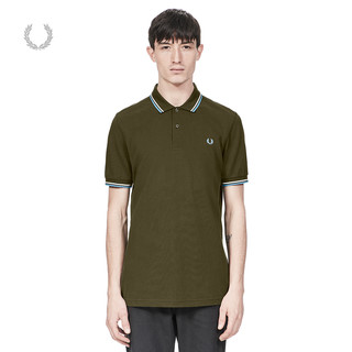 FRED PERRY FPXPOCM3600XM 男士POLO衫