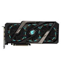 GIGABYTE 技嘉 旗舰大雕 AORUS GeForce RTX 2080 Ti XTREME 显卡 11GB
