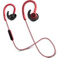 JBL 杰宝 Reflect Contour 耳机 (通用、耳挂式、黑色蓝绿色蓝色红色)