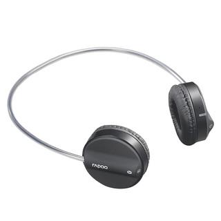 RAPOO 雷柏 H6020升级版 耳机 (通用、头戴式、浅黑色 浅蓝色 灰色)