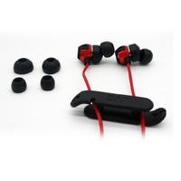 JVC 杰伟世  HA-FX33X 耳机 (通用、动圈、入耳式、红色 黑红 黑色 银色 红黑)
