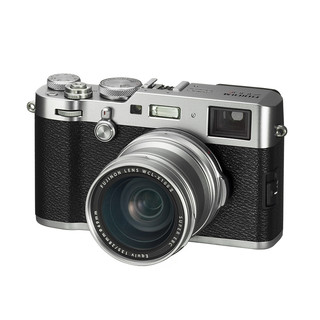 FUJIFILM 富士 【送包卡】Fujifilm/富士 X100f 数码相机经典旁轴文艺复古