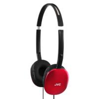 JVC 杰伟世 HA-S160 耳机 (通用、动圈、头戴式、32Ω、黑色 红色 紫色 粉红色)