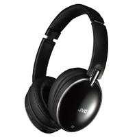 JVC 杰伟世 HA-S88BN 无线蓝牙耳机 (动圈、头戴式、黑色)