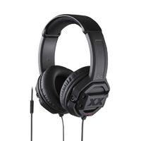 JVC 杰伟世  HA-MR60X 耳机 (通用、头戴式、黑色)