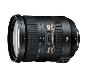 Nikon 尼康  AF-S DX 18-200mm f/3.5-5.6G ED VR II 单反变焦镜头