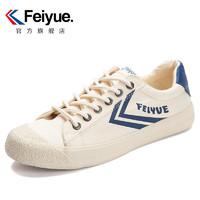feiyue/飞跃复古日系硫化鞋休闲帆布鞋男秋款街拍潮流女鞋939