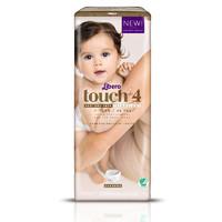 Libero 丽贝乐 touch 通用纸尿裤M48片*1包 (6-11kg)