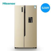Hisense 海信 BCD-528WFK1DPLQ 对开门冰箱 528L