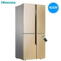Hisense  海信 BCD-458WMK1DPUT 十字对开门冰箱