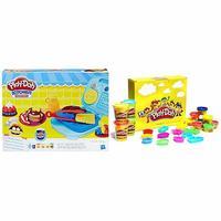 中亚Prime会员:Play-Doh 培乐多彩泥 创意厨房组合套装2 (趣味早午餐+亚马逊定制套装)