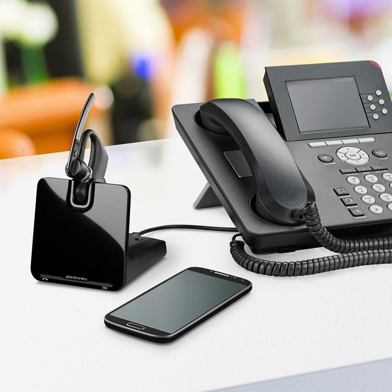 plantronics 缤特力 VOYAGER LEGEND CS 无线蓝牙耳机 (通用、耳挂式、黑色)