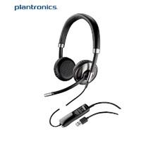 plantronics 缤特力  C720-M 蓝牙耳机 (可切换、头戴式、黑色)