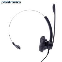 plantronics 缤特力 SP11-QD 耳机 (通用、头戴式、黑色)