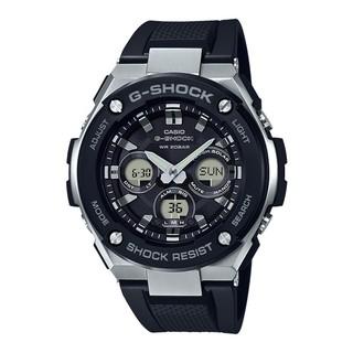 CASIO 卡西欧 G-SHOCK G-Steel GST-S300-1A 男士太阳能腕表