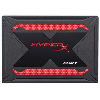 Kingston 金士顿 HyperXFury雷电系列 固态硬盘 960GB