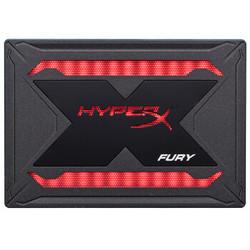Kingston 金士顿 HyperX Fury系列 960GB SATA3 RGB 固态硬盘