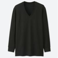 UNIQLO 优衣库 HEATTECH EXTRA WARM  400226 男士T恤