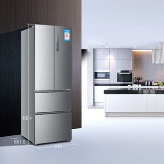 Haier 海尔 BCD-312WDPM 多门冰箱 312升