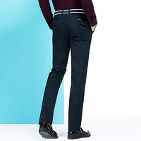 SEVEN 柒牌 110S80180 男士修身弹性休闲裤