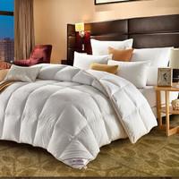 霞珍家纺 95%白鹅绒羽绒被 风尚 200*230cm 填充1kg