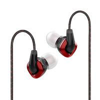 FiiO 飞傲  F3 耳机 (安卓、动圈、入耳式、黑色)