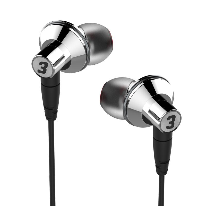 DUNU 达音科 Titan 3 T3入耳式HIFI音乐耳机