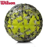 Wilson 威尔胜 WB180V 迷彩耐磨橡胶室外7号球