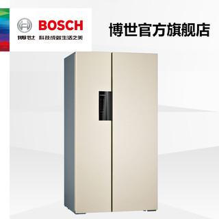 Bosch 博世 KAN92E68TI 对开门冰箱 610L