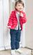 UNIQLO 优衣库 409390 婴儿拉链连帽外套
