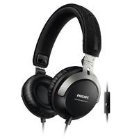 PHILIPS 飞利浦 SHL3565BK/00 耳机 (通用、头戴式、16Ω、黑色)