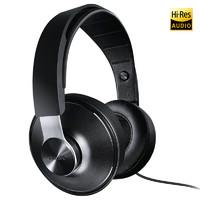 PHILIPS 飞利浦 SHP8000/10 耳机 (通用、头戴式、32Ω、黑色)