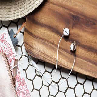 PHILIPS 飞利浦 SHE4205WT 耳机 (通用、入耳式、白色)