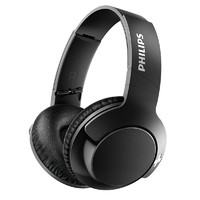 PHILIPS 飞利浦 SHB3175 无线蓝牙耳机 (通用、头戴式、32Ω、黑色)